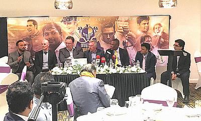 ICA hosted the London launch of Quetta Gladiators before the tournament began