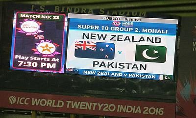 It would be New Zealand's day in Mohali