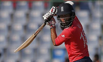 Moeen Ali scored an unbeaten 41 off just 33 deliveries.