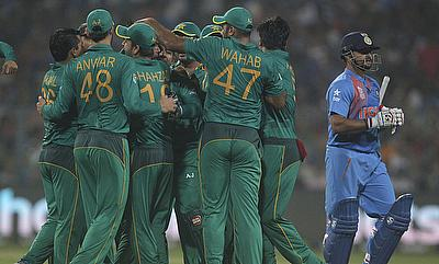 India and Pakistan are two of the sides trying to join New Zealand in the semi-finals
