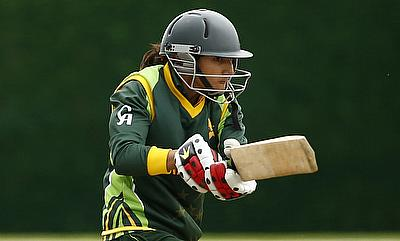 Pakistan Women cruise to comfortable win after Sidra Ameen fifty