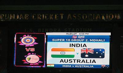 India v Australia, Mohali