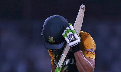 Faf du Plessis terms World T20 campaign as nightmare