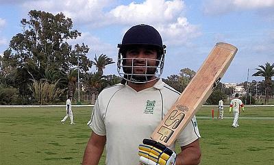 Bikram Arora scored 50