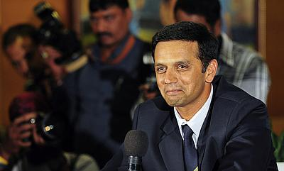 Rahul Dravid had successful coaching stints with India 'A' and U-19 teams.
