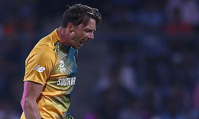 Dale Steyn played just two games for South Africa in the World T20 and picked one-wicket at an economy of 11.33.