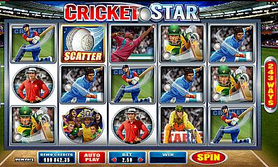 Cricket Star slot machine game review