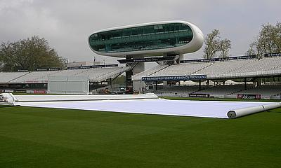 The Climate Cover System in operation at Lord's - one of many venues to use the system