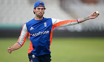 Reece Topley is ruled out of the ongoing game against Warwickshire and will also miss the next game against Yorkshire.