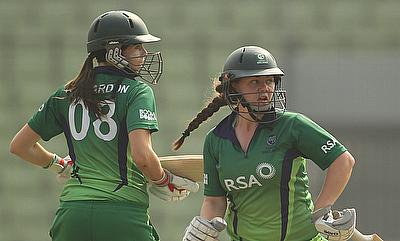 Laura Delany named as Ireland Women captain