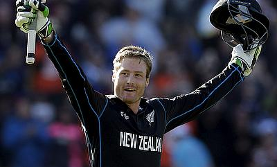 Mumbai Indians call up Martin Guptill to replace Lendl Simmons