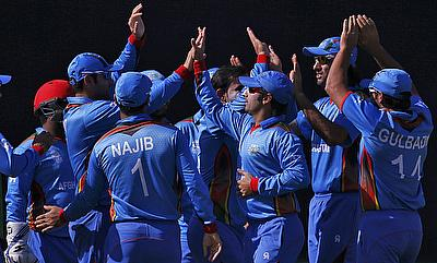 Afghanistan to tour Ireland for a five-match ODI series