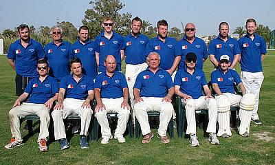 Grasshoppers CC, winners of the T20 tri-series