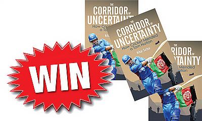 Win a copy of 'The Corridor Of Uncertainty' by Nihar Suthar