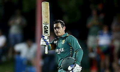 Cricket World Player of the Week - Quinton de Kock
