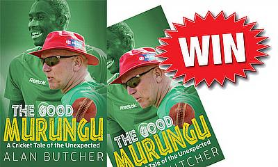 Win a copy of 'The Good Murungu' by Alan Butcher