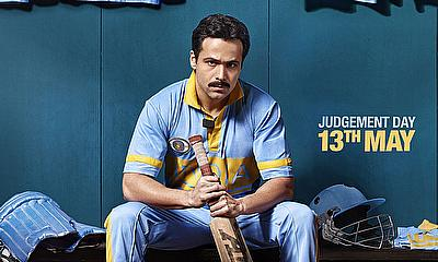 Taken from the promotional poster for 'Azhar'