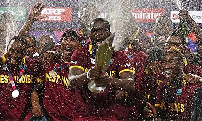 ICC reprimands West Indies players for World T20 outburst