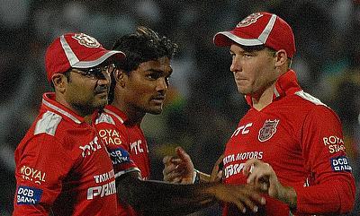 Murali Vijay replaces David Miller as Kings XI Punjab captain