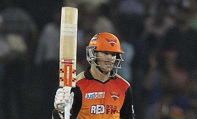 Sunrisers Hyderabad dominate as Warner leads from front again