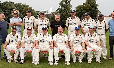 After no play this weekend, it is time for Sale to look forward - the Over 40s, pictured here, begin their campaign on Wednesday
