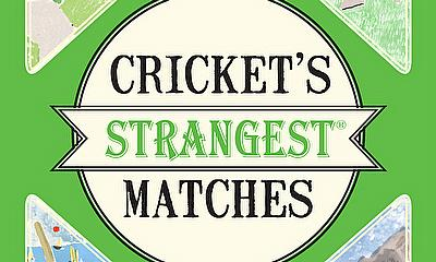Cricket's Strangest Matches - Andrew Ward
