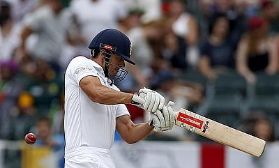 Alastair Cook has scored 523 runs from four matches including three hundreds and a fifty for Essex in the County Championship this season