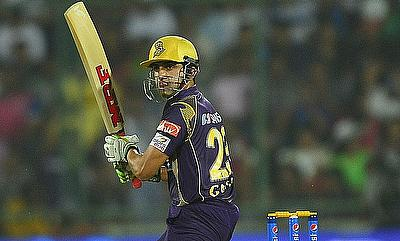 Gautam Gambhir is the top-scorer for the Knight Riders in the ongoing edition of IPL with 393 runs from nine matches.