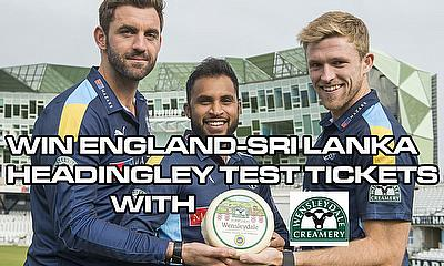 Win England-Sri Lanka Headingley Test tickets