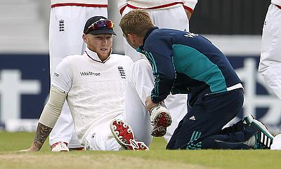 Ben Stokes in doubt for second Test
