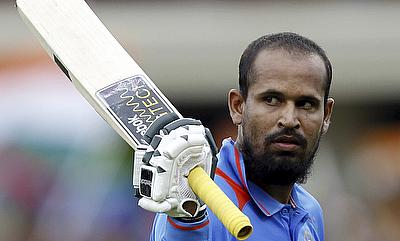 Kolkata Secure play-off berth after unbeaten fifty from Yusuf Pathan
