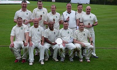 Scotland, 2015 Giffard Plate champions