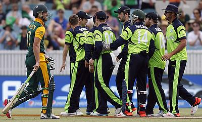 Ireland will face Sri Lanka in a two-match ODI series.