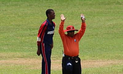 Guyana umpire Gyananad Sukhdeo passes away