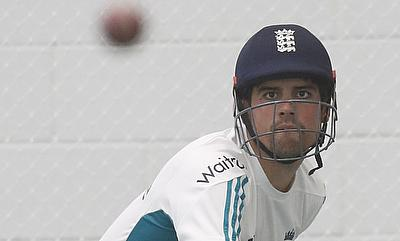 Alastair Cook needs 20 more runs to reach 10,000 run-mark in Tests.