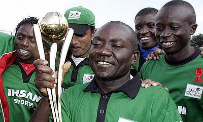 Uganda appoint Steve Tikolo as coach