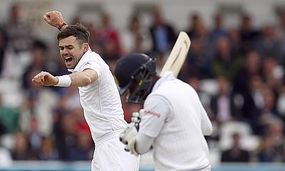 James Anderson becomes top-ranked Test bowler
