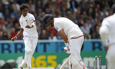 Chaminda Bandara called up to replace Dushmantha Chameera