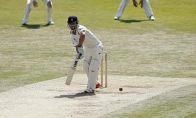 Ryan ten Doeschate hit his first century of the season in May