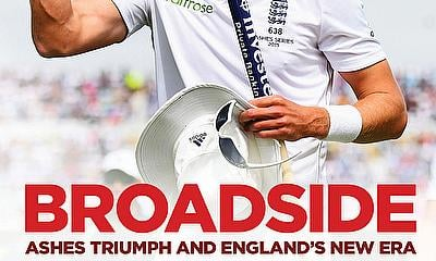 Broadside - Stuart Broad