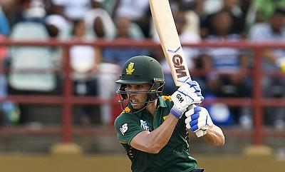 Farhaan Behardien scored a crucial 62 for South Africa.