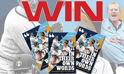 Win a copy of 'In Their Own Words' by Steve Dolman
