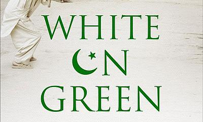 White On Green - Richard Heller & Peter Oborne