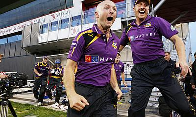 Adam Lyth's century set up a fine win for Yorkshire against Northamptonshire