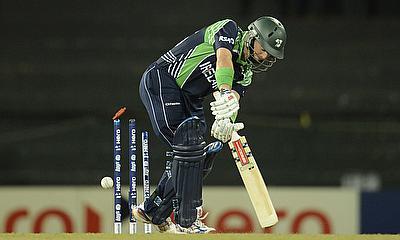 William Porterfield leads an experienced Ireland squad against Sri Lanka