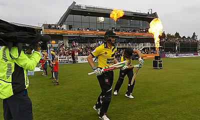 A record crowd will watch Gloucestershire take on Somerset on Friday