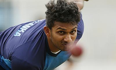 Dasun Shanaka scored 42 runs and picked a five-wicket haul.