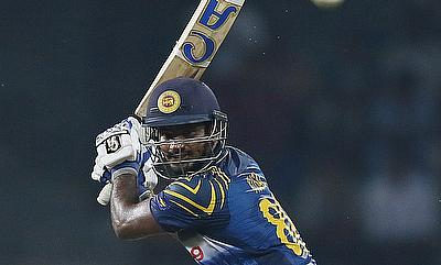 Kusal Perera scored 135 off just 128 deliveries.