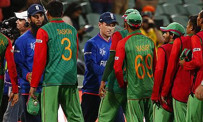 England tour of Bangladesh announced