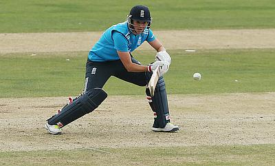 Tammy Beaumont scored a brilliant 168 off just 144 deliveries